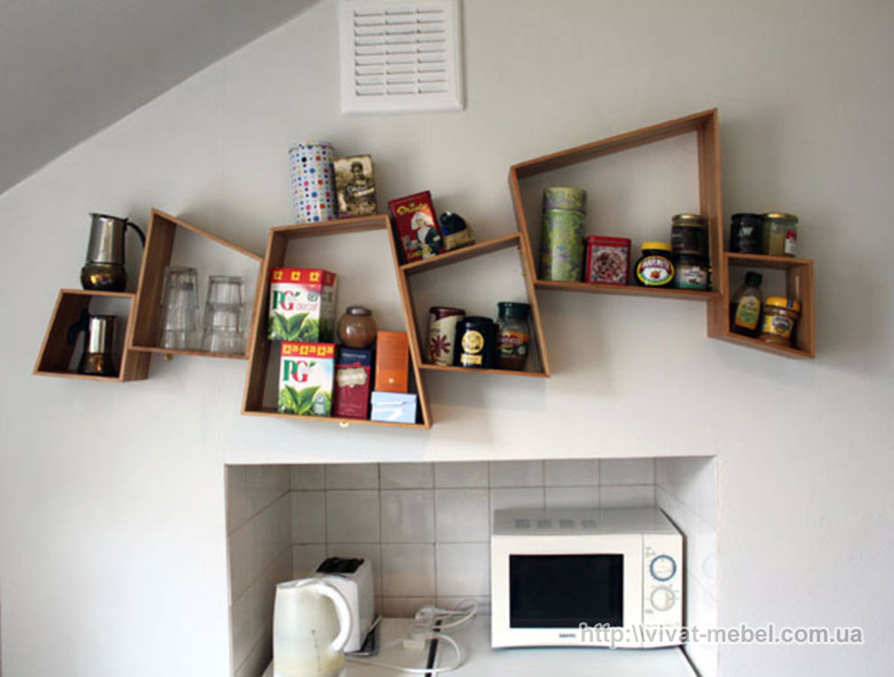 Stylish shelving to save your home - title online : title on.